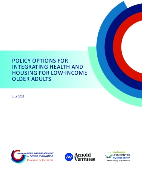 Policy Options for Integrating Health and Housing for Low-Income Older Adults
